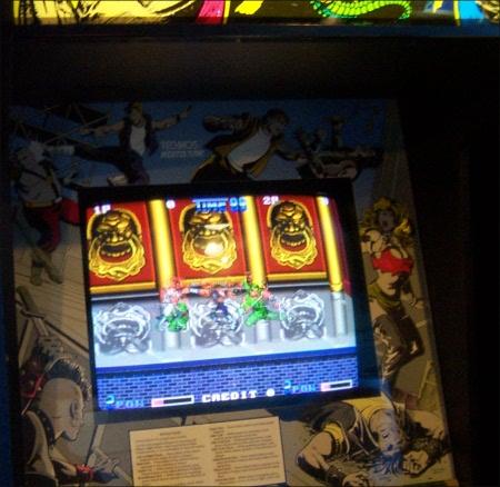 double dragon game