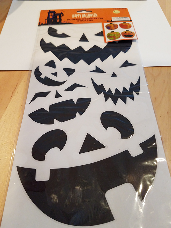 stickers jackolantern