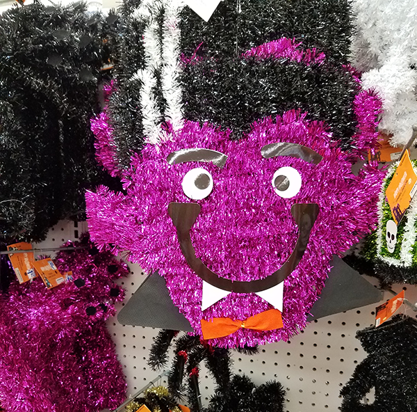 99 cents halloween decor