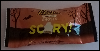 reeses ghosts fun size
