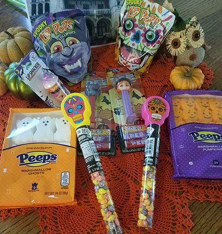 halloween rite aid candy haul