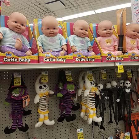 halloween rite aid cute babies