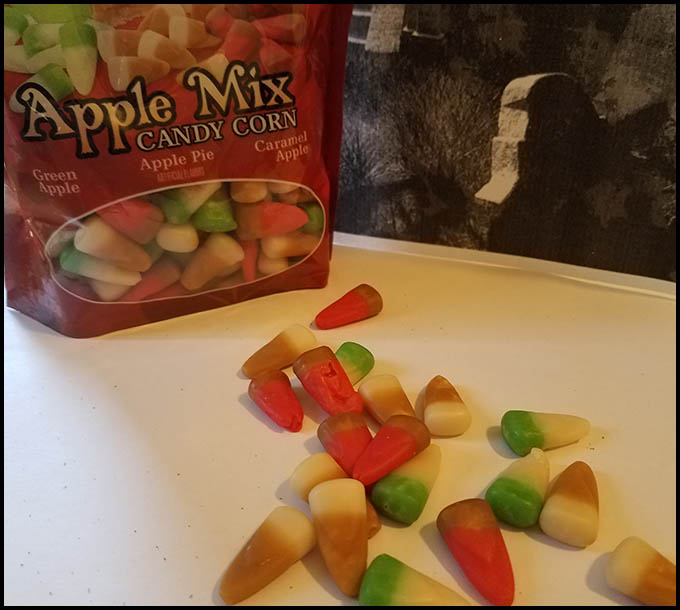 apple candy corn
