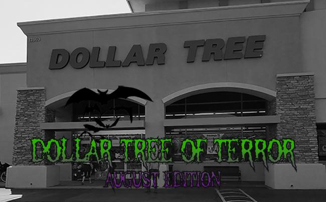 dollar tree halloween