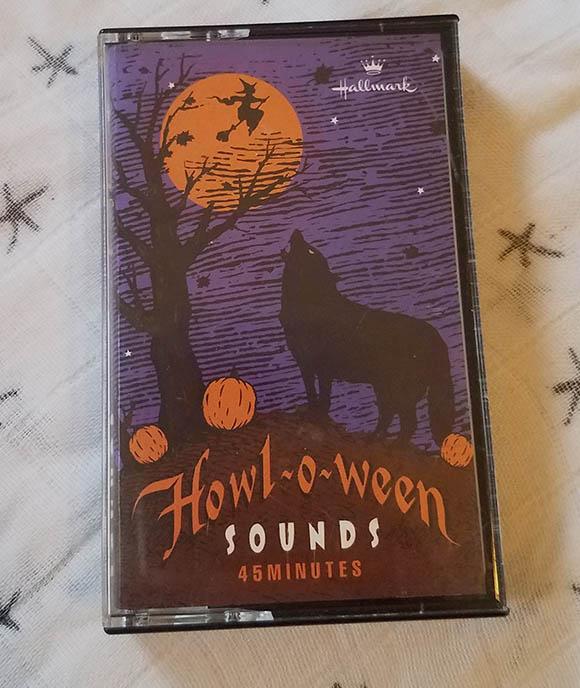 hallmark howloween sounds