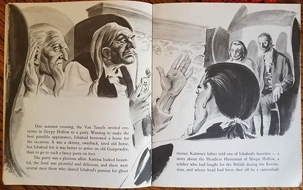 headless horseman book