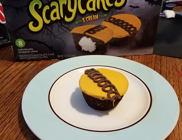 hostess halloween scary cakes frosting
