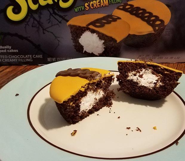 hostess halloween scary cakes scream filling