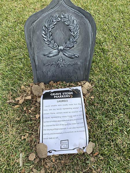 heritage square victorian grave