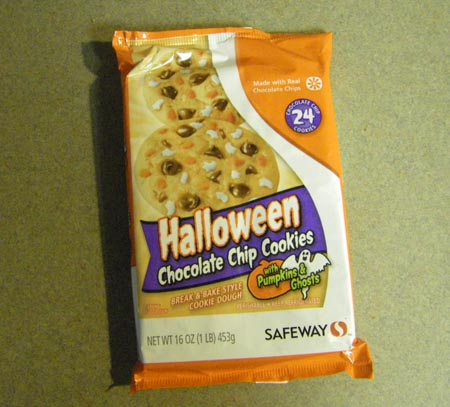 halloween cookies safeway