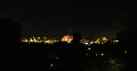 fireworks portland