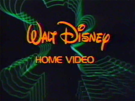 disney home video