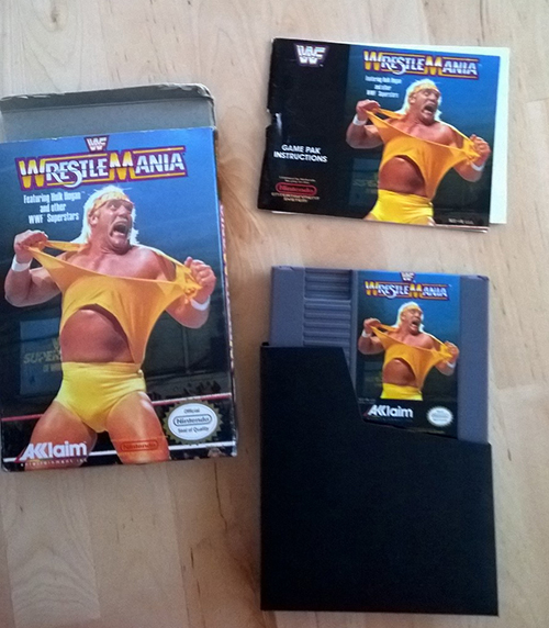 wrestlemania game