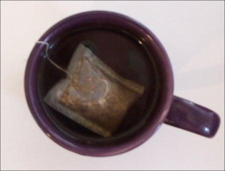 cup of morinda tea
