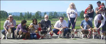 beagle meetup