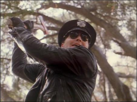 psycho cop movie