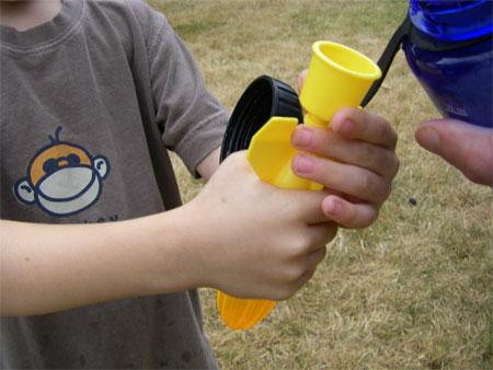water rockets