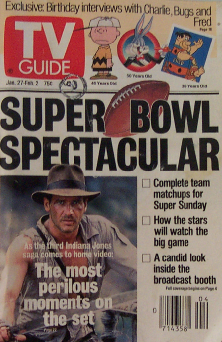 old tv guide